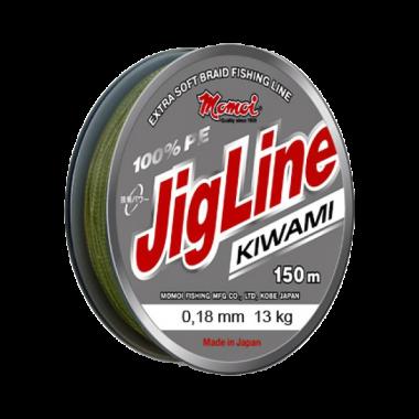 Плетеная леска JigLine Kiwami 10 м
