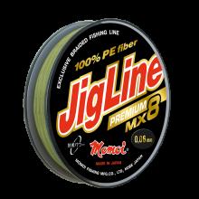 Плетеная леска JigLine Premium 10 м