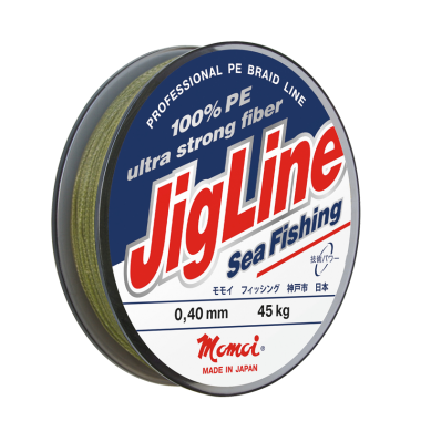 Плетеная леска JigLine Sea Fishing