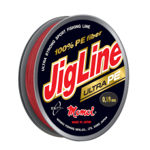Плетеная леска JigLine Ultra PE