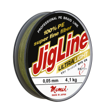 Плетеная леска JigLine Ultra Light