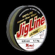 Плетеная леска JigLine Ultra Light