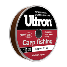 Плетеная леска Ultron Carp Fishing