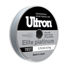 Леска Ultron Elite Platinum