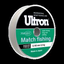 Леска Ultron Match Fishing