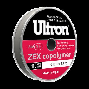 Монофильная лескаUltron Zex Copolymer