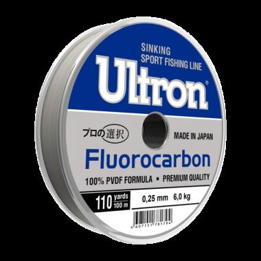 Монофильная лескаUltron Fluorocarbon